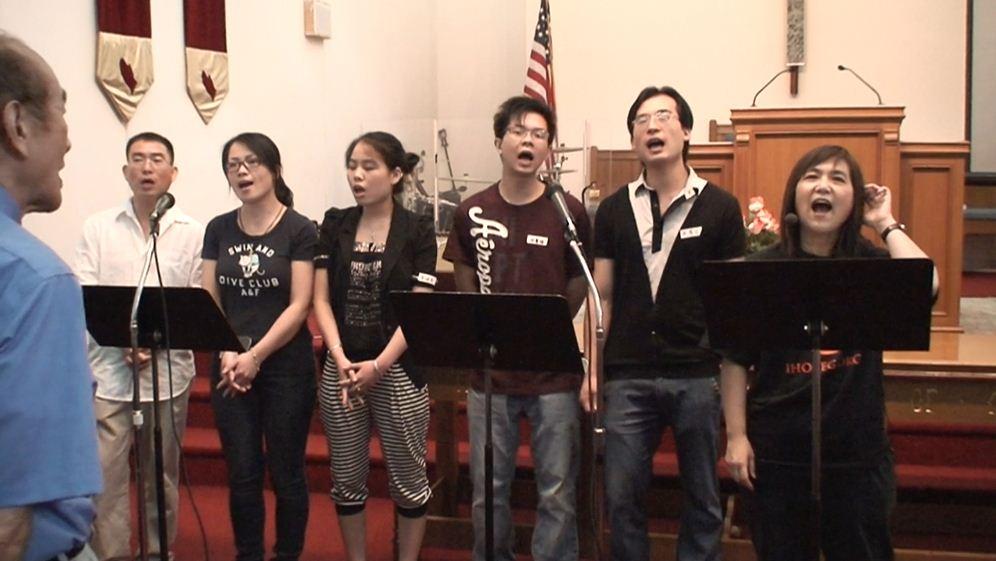 渴慕耶稣爱你歌谱